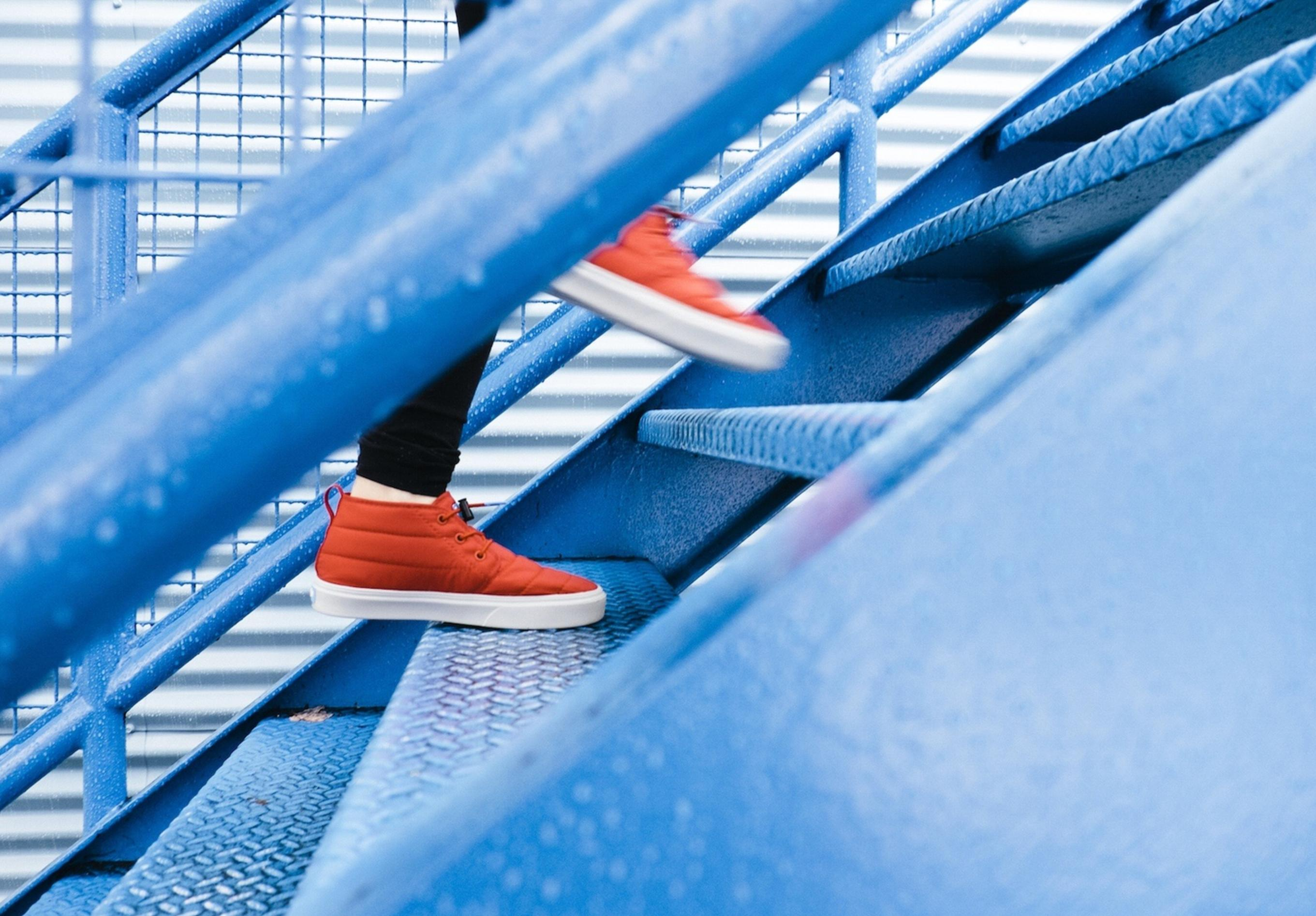 Be A Stair Master: Travel Fit Segment 2