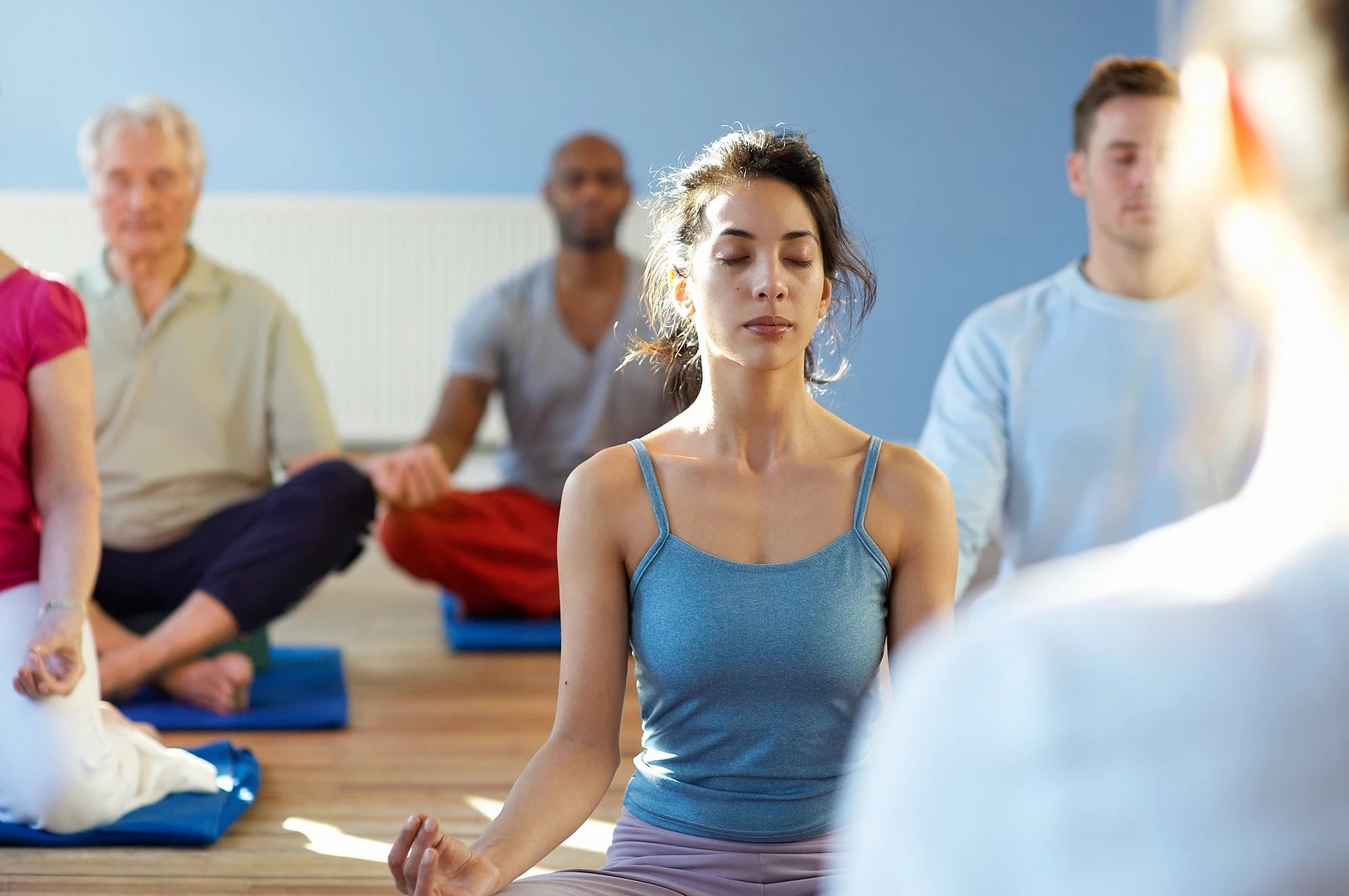 Exercise, Mindfulness, and Intention