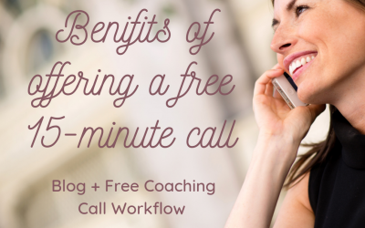 From Free 15-minute Call to Happy, Paying Client; A Fool-proof Method